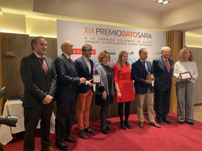 La revista Dato Económico ha abierto la convocatoria a la XX Edición del Premio Dato a la Empresa Solidaria de Álava.