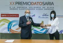 premio dato alava empresa solidaria vitoria